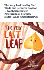 THE VERY LAST LEAF cover and interview